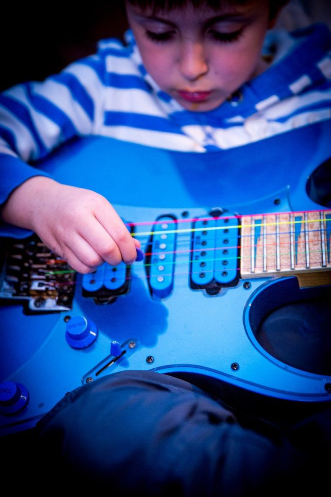 playing, music, musical instrument