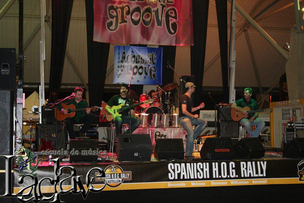 Acoustic Groove en Directo 2008