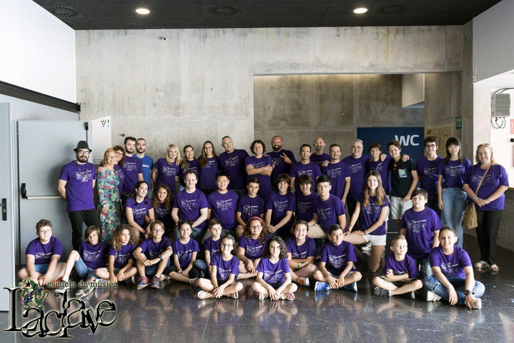Jam Session Casal Jove- Foto Familia 2018